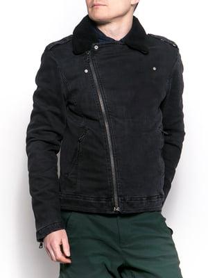 Куртка сіра | 5311896