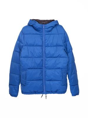 Куртка голубая | 5311902