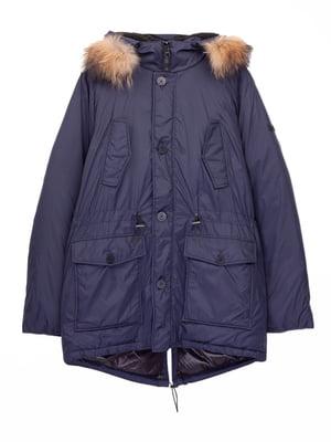 Куртка синя   5311945