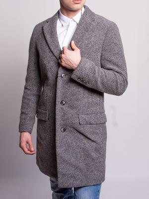 Пальто сіре   5311949