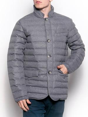 Куртка сіра   5311962
