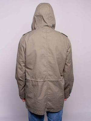 Куртка зелена | 5312011