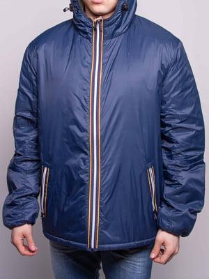 Куртка синя | 5312012