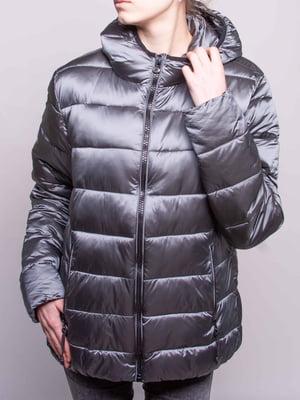 Куртка сіра | 5312013