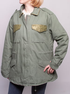 Куртка зеленая - Rifle - 5312015