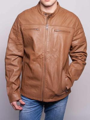 Куртка коричнева | 5311983