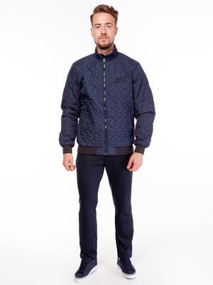 Куртка синя | 5312001