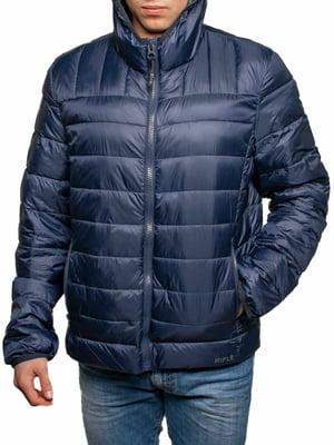 Куртка синя | 5312006