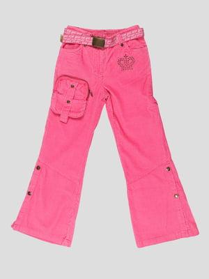 Штани рожеві | 5244129
