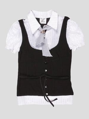 Блуза чорна   5242604