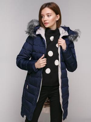 Куртка синя   5307031