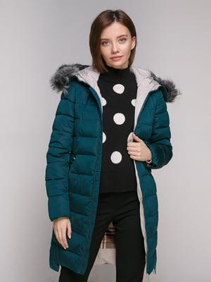 Куртка зелена   5307030