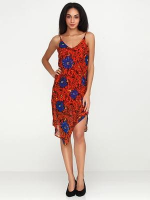 Сукня з принтом | 5317115