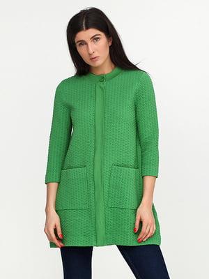 Пальто зелене | 5317132