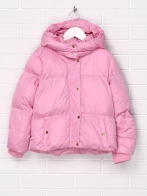 Куртка рожева | 5317378