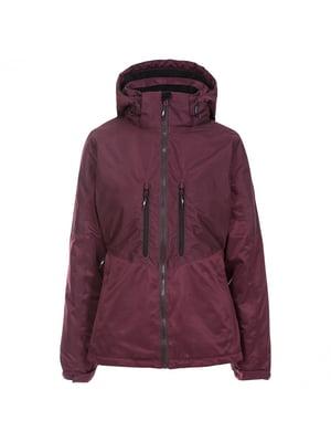 Куртка бордова | 5315587