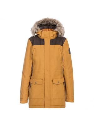 Куртка горчичного цвета | 5315647