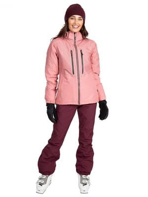Куртка рожева | 5315659