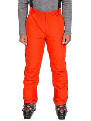 Штани помаранчевого кольору | 5315723