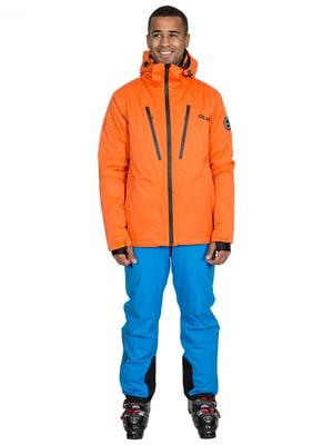 Куртка оранжевого цвета | 5315797