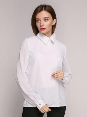 Блуза біла  - SK-House - 5246235