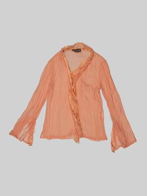 Блуза помаранчева | 2913305