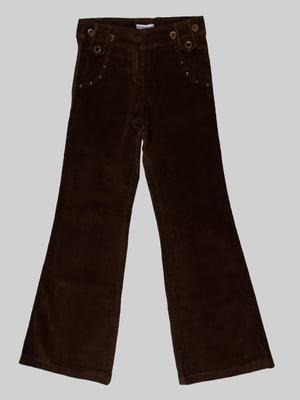 Штани коричневі   5244117