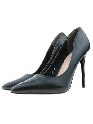 Туфлі зелені   5316003
