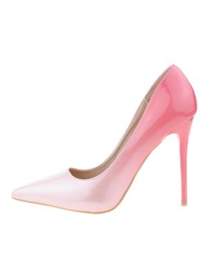 Туфлі рожево-коралові   5316005