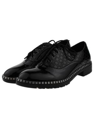 Туфли черные | 5316007