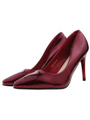 Туфлі червоні | 5316008
