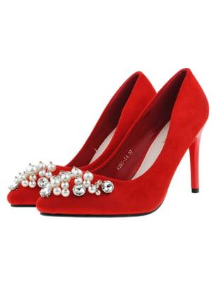 Туфлі червоні | 5316039