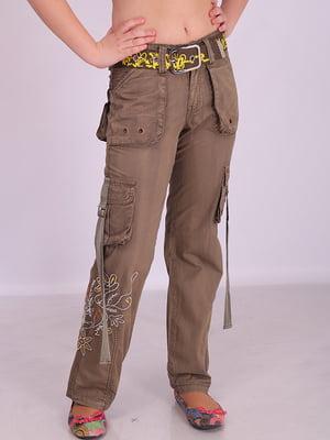 Штани коричневі | 5318500