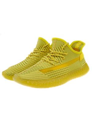 Кроссовки желтые   5316957