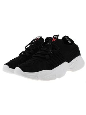 Кроссовки черные | 5316960