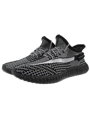 Кросівки чорно-сірі | 5317634
