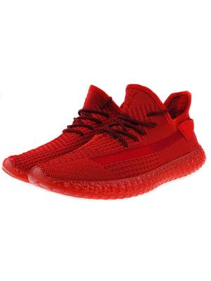 Кроссовки красные   5317640