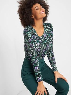 Блуза с принтом | 5318641