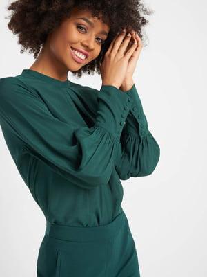 Блуза зелена | 5318650