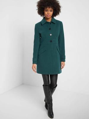 Пальто зелене | 5318654