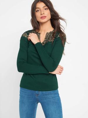 Блуза зелена | 5318661
