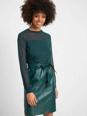 Блуза зелена | 5318678