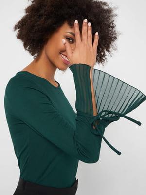 Блуза зелена   5318695
