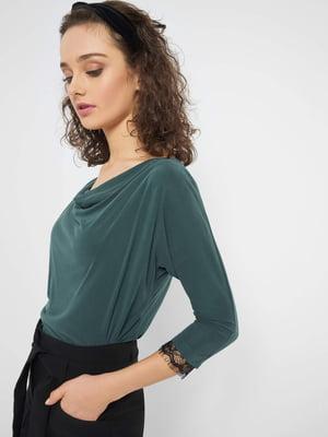 Блуза зелена | 5318711