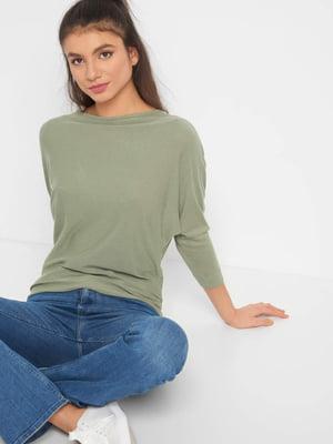 Джемпер зеленый | 5318715