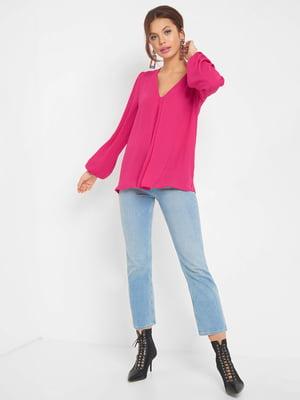 Блуза цвета фуксии | 5318731