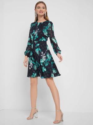Платье с принтом | 5318750