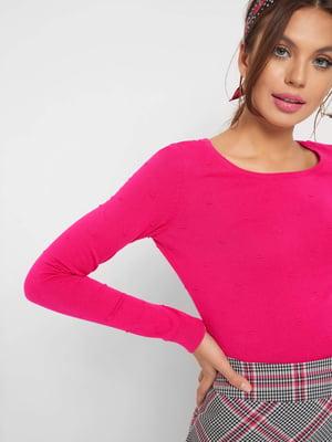 Джемпер розовый | 5318753