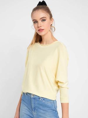 Джемпер жовтий | 5318819