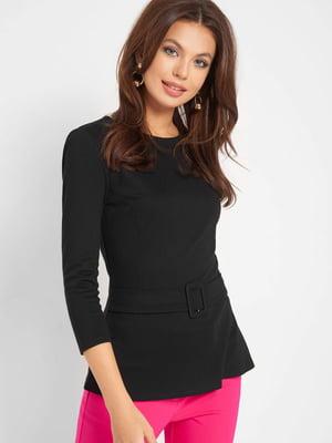 Блуза черная | 5318835